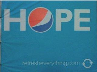 Hope pepsi