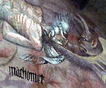 Muhammad hell