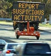 Suspicioussign
