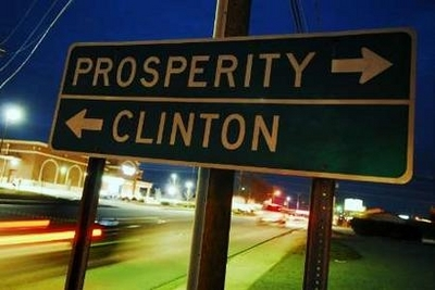 Prosperityclinton